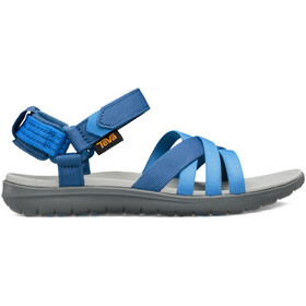 Teva Sanborn Sandaler Damer, dark blue/french blue